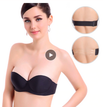 Load image into Gallery viewer, Women Magic Push Up Bra Strapless