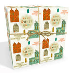Home Sweet Home  Personalised Wrapping Paper