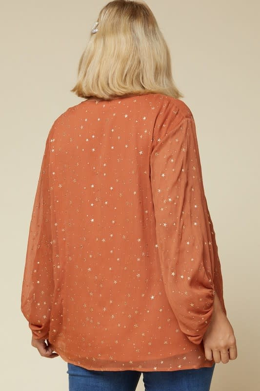 Pistols Star Blouse