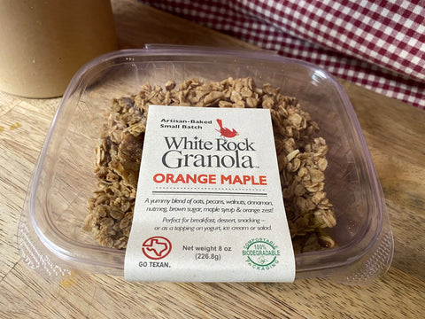 Compostable Granola Package