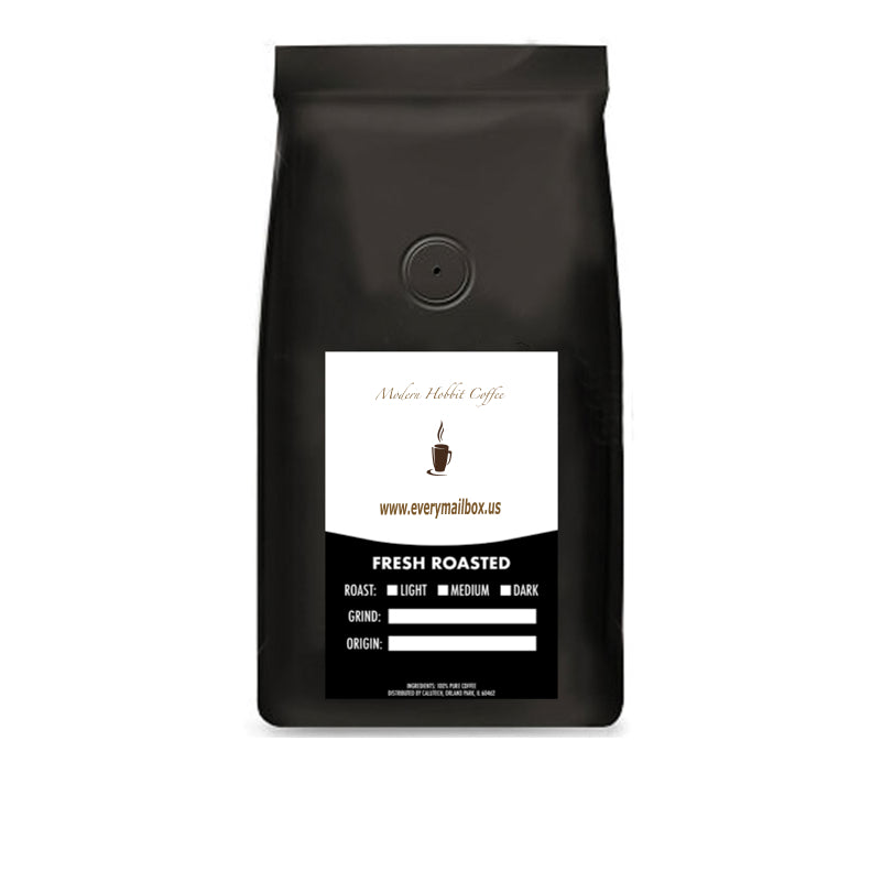 Single Origin Favorites Sample Pack: Brazil, Colombia, Costa Rica, Ethiopia, Honduras, Tanzania