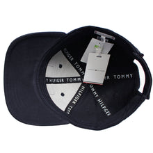 Load image into Gallery viewer, Tommy Hilfiger Men's Leather Patch Baseball Cap, Golf Cap - One Size