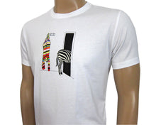 Load image into Gallery viewer, Paul Smith Men's T Shirt Half Zebra White