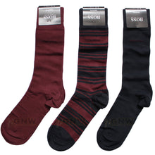 Load image into Gallery viewer, Hugo Boss Men's 3 PACK RS Gift Set Calf Socks