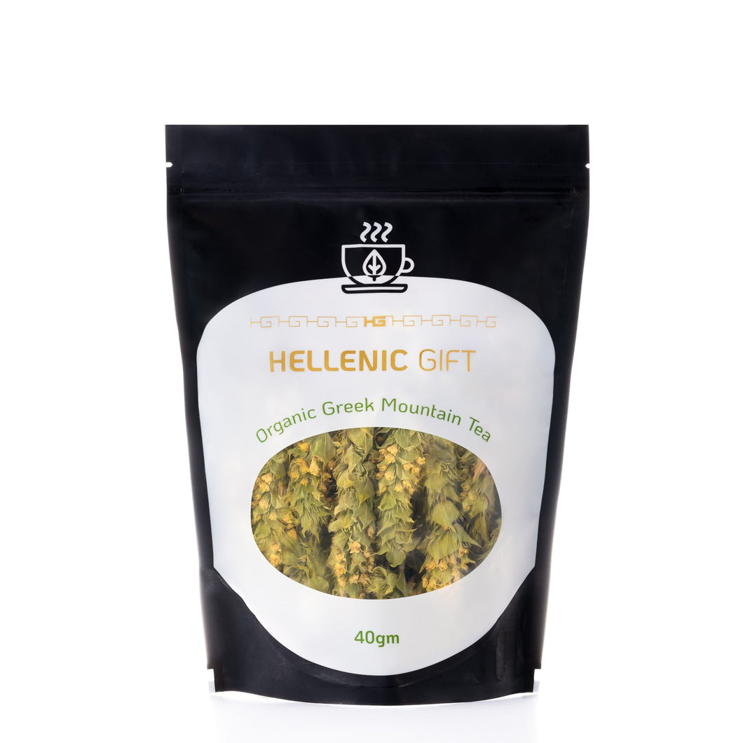 HG Organic Greek Mountain Tea
