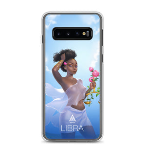 UNCENSORED Kafful LIBRA Samsung Phone Case by El Carna