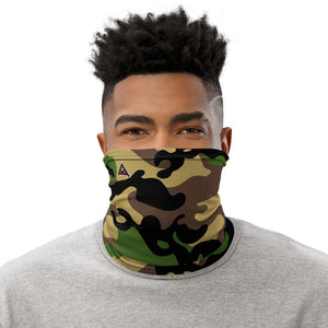 KAFFUL Army Camo Neck Gaiter Mask