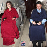 Make your travel leisure luxurious with smart blanket - Smart Blanket