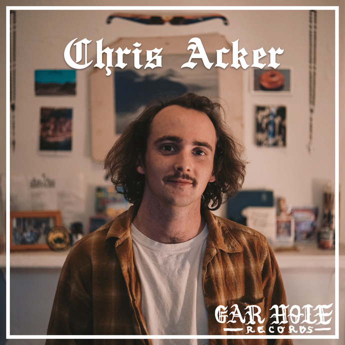 NEW ARTIST : Chris Acker