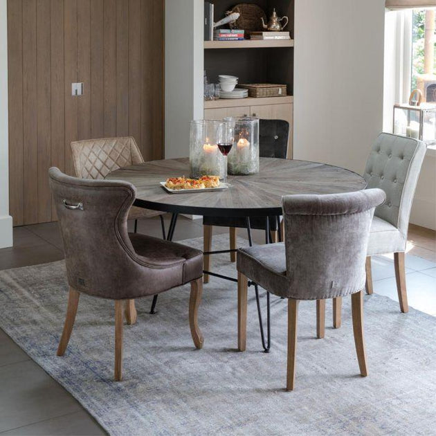 """Dining Table Set - Tagged """"Table""""- The Pavilion"""