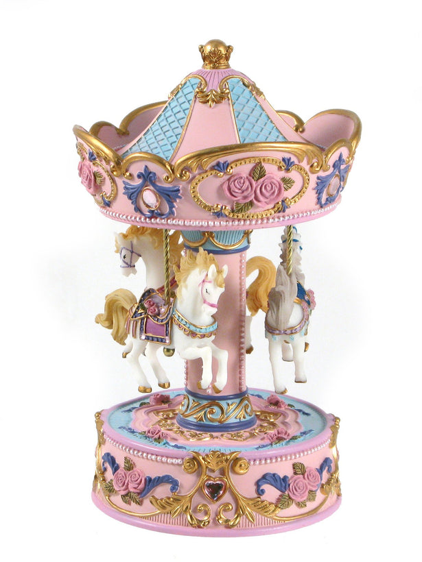 Snowglobes & Carousels