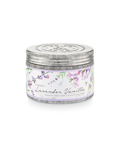 Tried & True Small Tin Candle: Lavender Vanilla