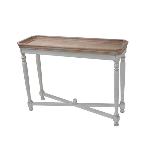 Narrow Distressed Table