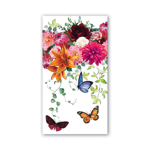 Hostess Paper Napkin: Sweet Floral Melody