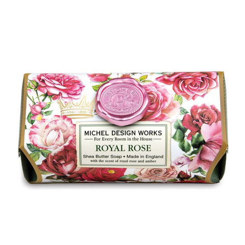 Royal Rose Soap