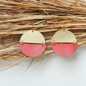 Zikopa Earrings