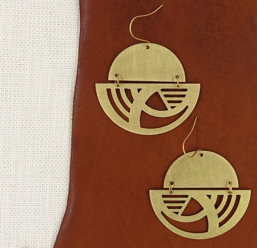 Mcuwa Earrings