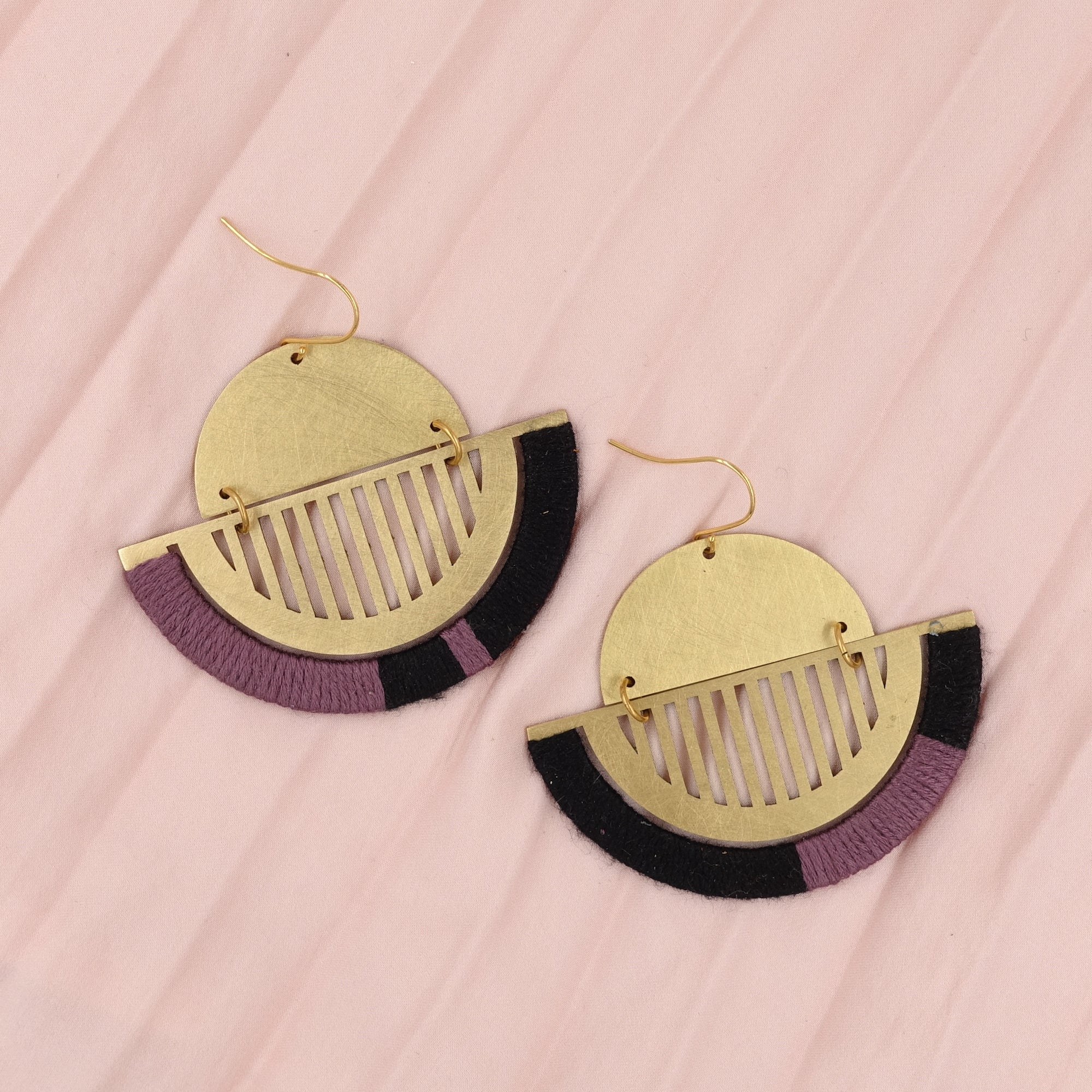 Stolzl Earrings