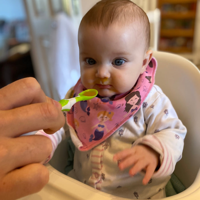 Is your baby ready for solids?