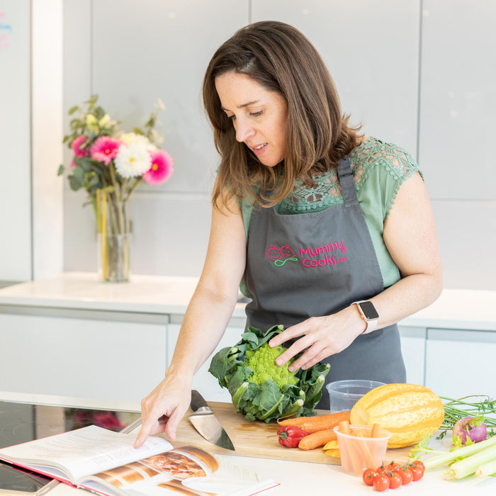 Mummy Cooks Top Tips for Weaning