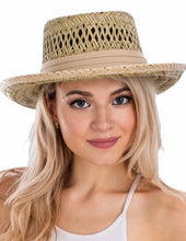 Load image into Gallery viewer, The Cutest Beige Straw Hat