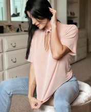 Load image into Gallery viewer, Say That You Love Me Pink Top
