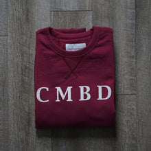 Load image into Gallery viewer, Standard Crewneck in University Maroon