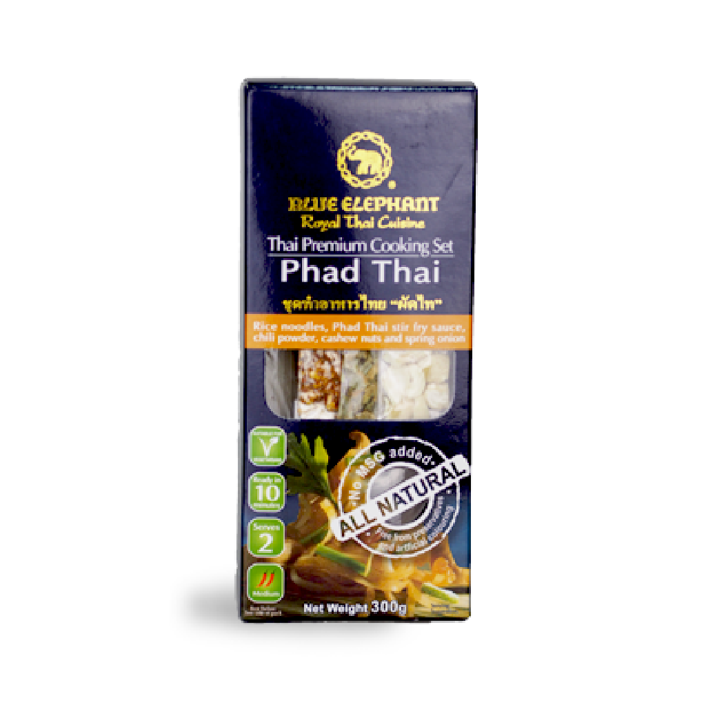 Blue Elephant Phad Thai Cooking Set 300 g