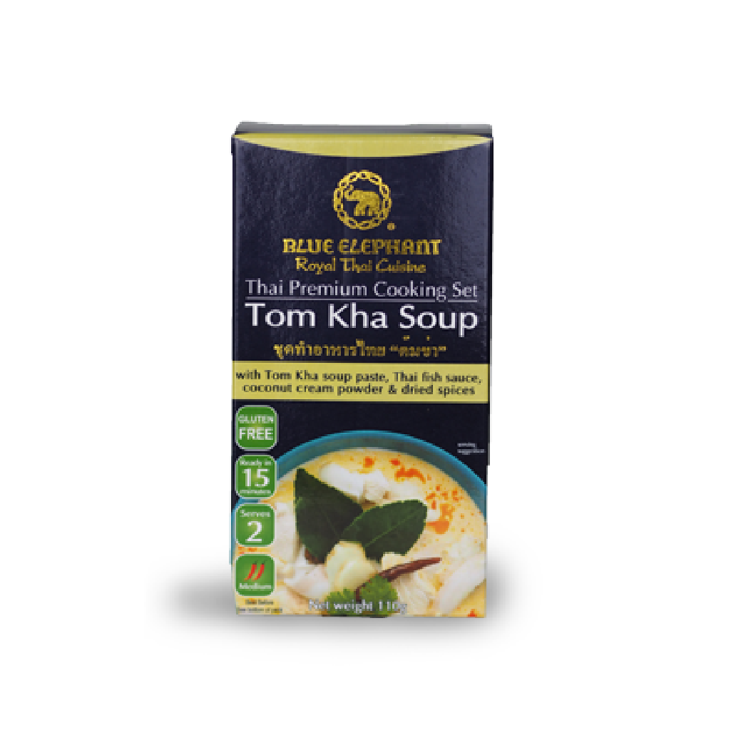 Blue Elephant Tom Kha Soup Cooking Set 110 g