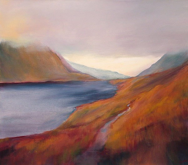 Day 4 - Low Mists, Grisedale Tarn (Limited Edition)