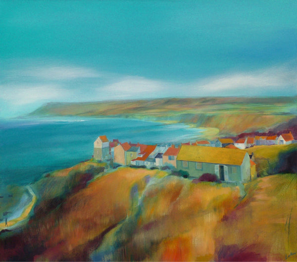Day 12 - Journey's End, Robin Hood's Bay (Limited Edition)