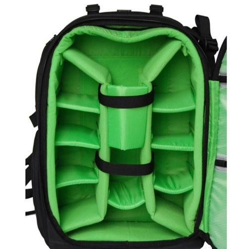 Casepro Phoenix 121 Camera Backpack Bag for DSLR