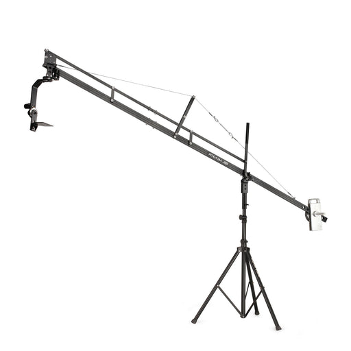 Proaim 12ft Camera Crane Jib, Stand, Jr. Pan-Tilt | Gimbal Compatible