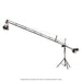 Proaim 18ft Camera Crane Jib Arm for 3-axis Gimbals, Pan-Tilt & Fluid Head
