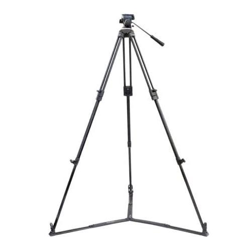 Proaim 75mm Bowl Tripod Stand with Fluid Head  & COMPLIMENTARY Spreader