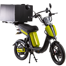 Load image into Gallery viewer, Eskuta SX- 250D Electric Cargo Moped Delivery Bike
