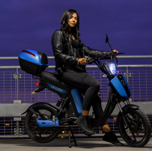 Eskuta SX-250 EAPC Electric Bike