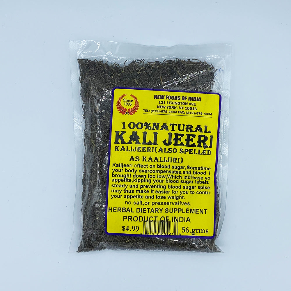 100% Natural Kali Jeeri