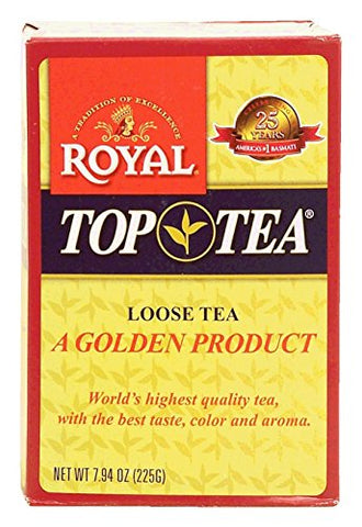 ROYAL TOP TEA 7.94 OZ