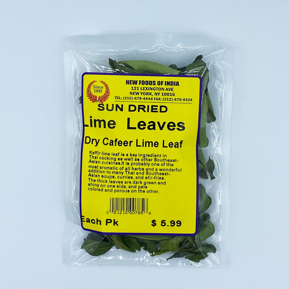 Sun Dried Lime Leaves ( Each Pk )