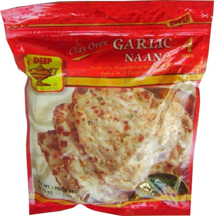 Garlic Naan_Deep 5Pcs