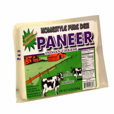 PANEER Home Style Pure Desi
