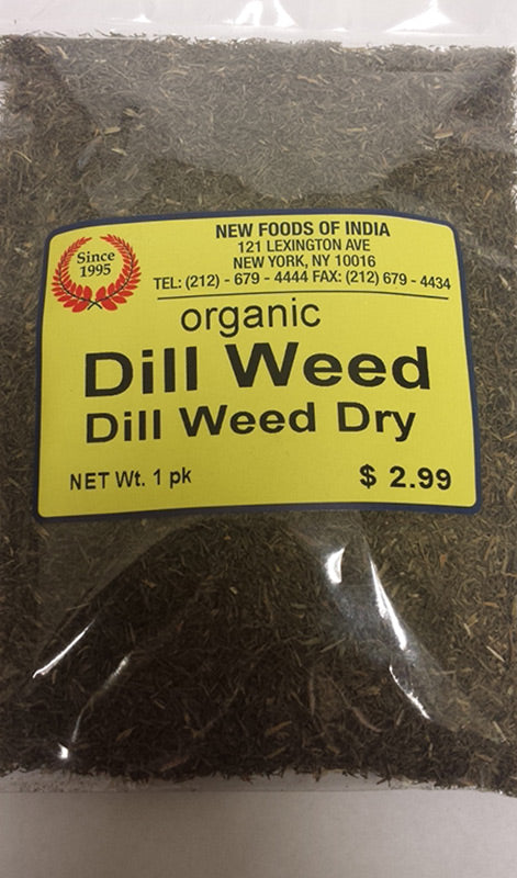 Dill Weed Dry Each PK