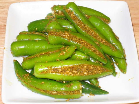 Green Chilli Pickle (House Brand)