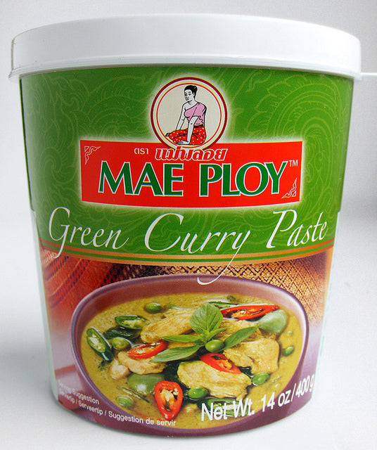 Green Curry Paste 14 ozs