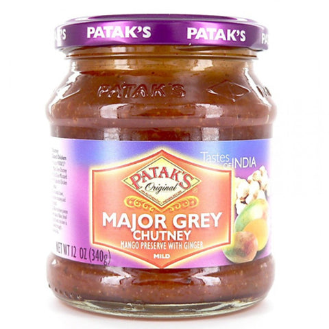 MAJOR CHUTNEY 12 OZS