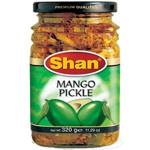 Mango Pickle 11.29 OZS (Shan)