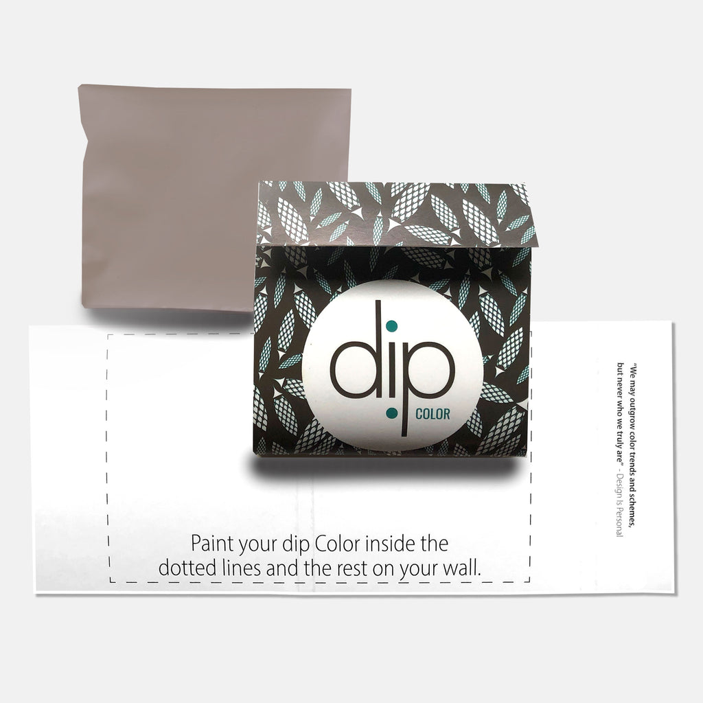 dip jest little dipper paint sample bag