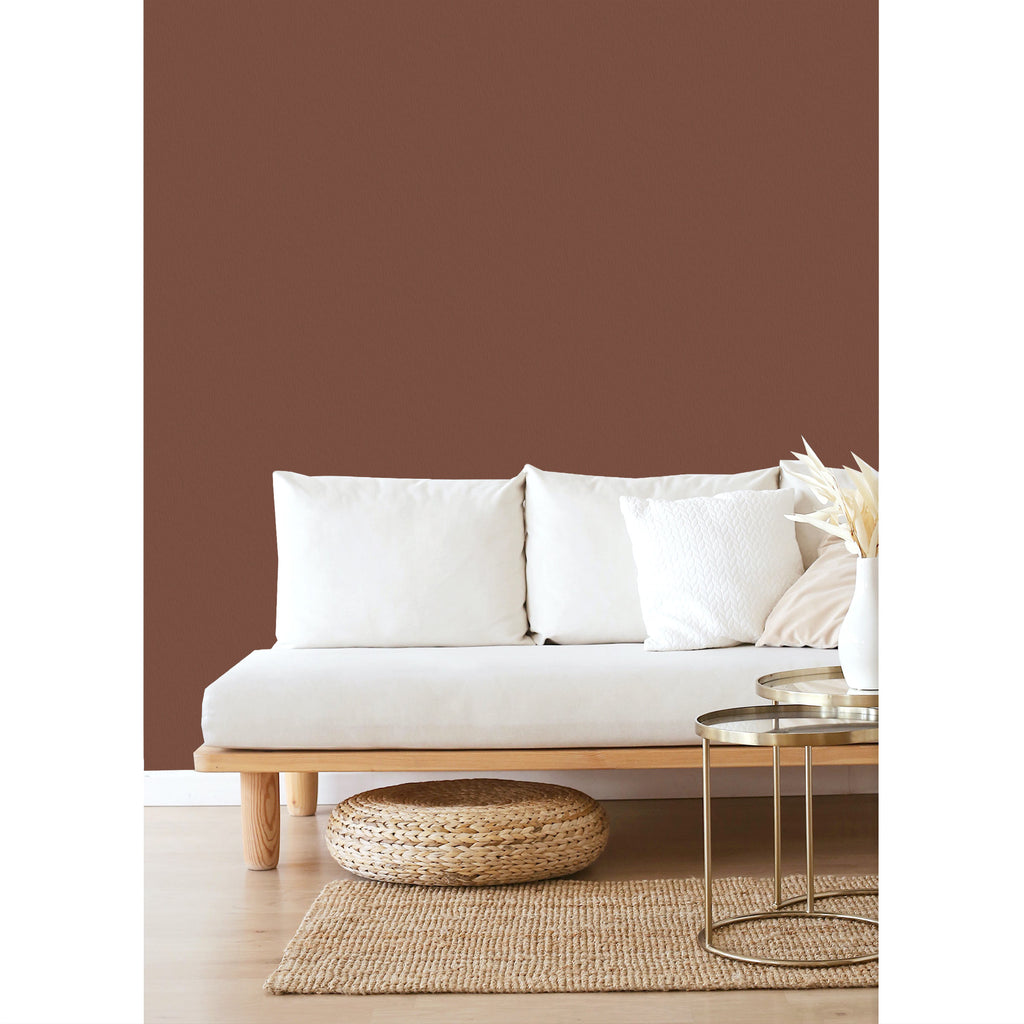 dip color DIP Root dark terracotta accent paint color