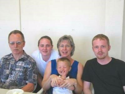 Partial Albright Clan - 2011